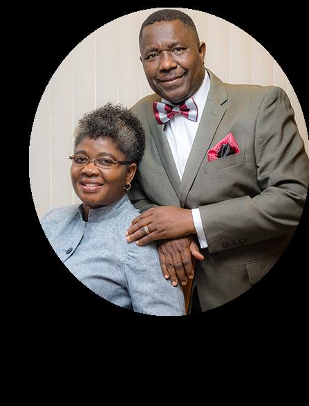 Evang. Steve & Rev (Mrs) Yvonne Pelemo