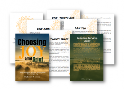 Choosing Joy sample pages new